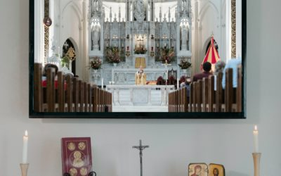 TIEDOTE: Seurakunnille julkaistaan opas jumalanpalvelusten suoratoistoon